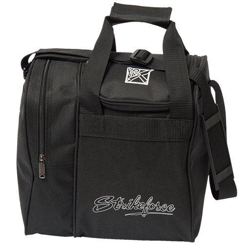 KR Strikeforce Rook Einzeltasche, Schwarz
