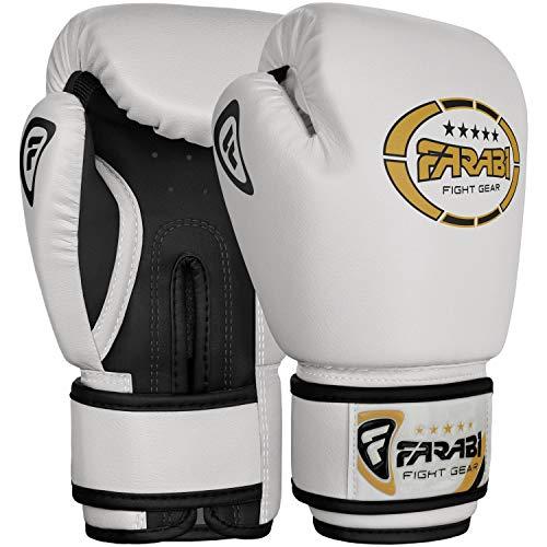 Farabi junior Starlux 4oz boxeo para niños....