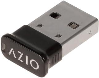 Azio USB Micro Bluetooth Adapter V4.0 EDR and aptX (BTD-V401),Black