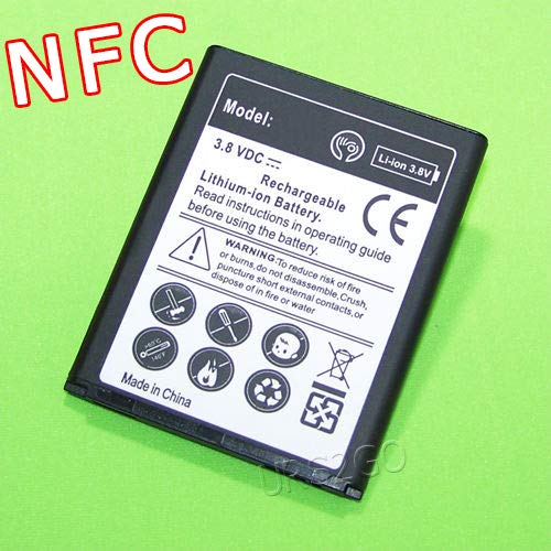Long Endurance 6090mAh Excellent Replaceable Battery with NFC Chip for Samsung Galaxy S4 SCH-R970C Smartphone