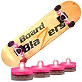 Board Blazers LED Skateboard Lights Underglow - Best Easter Basket Stuffer Unique Gift for Kids - Fun LED Scooter Lights