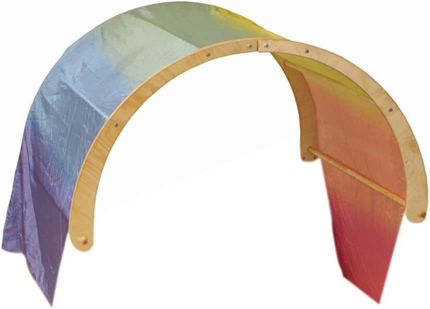Arch for 2021new shipping SALENEW very popular! free Play Stand Finish: Unfinished Sanded