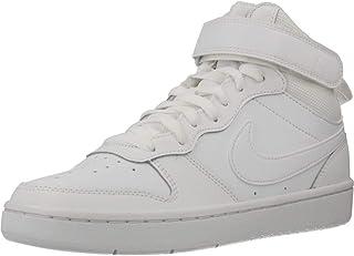 NIKE Court Borough Mid 2 (GS), Sneaker Unisex-Child