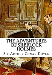 Cover of The Adventures of Sherlock Holmes by Sir Arthur Conan Doyle
