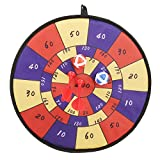 Redxiao Dart Board Toy, Clear digital number Children Dart Board, Thanksgiving gifts Indoor Game boys Easter gifts for home (Style 11)