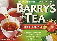 Barrys Irish Breakfast Tea 80 Bags 4-pack by Barry's Tea