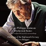 Jean-Philippe Rameau - Orchestersuiten - Die kompletten Philips & Glossa-Aufnahmen