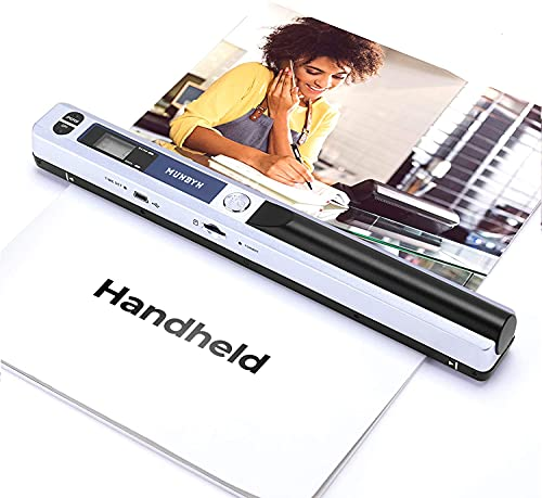 Magic Wand Portable Handheld Scanners for...