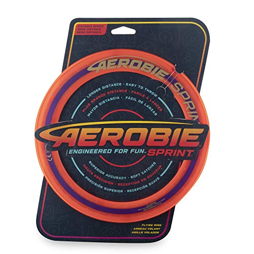 Swimways Aerobie Frisbee Sprint Flying Ring 10' (BIZAK 61928841)
