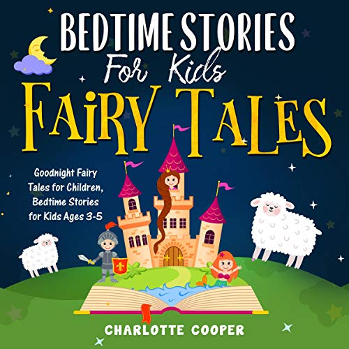 Bedtime Stories for Kids: Fairy Tales Titelbild