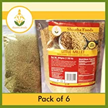 Shastha Little Millet (Pack of 6) Each Pkt 500 Gms (T-B)
