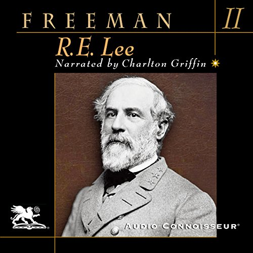 R. E. Lee: Volume Two audiobook cover art