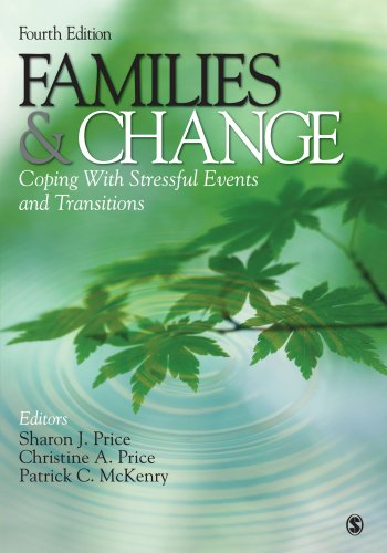 Families & Change: Coping With Stressful Events and...