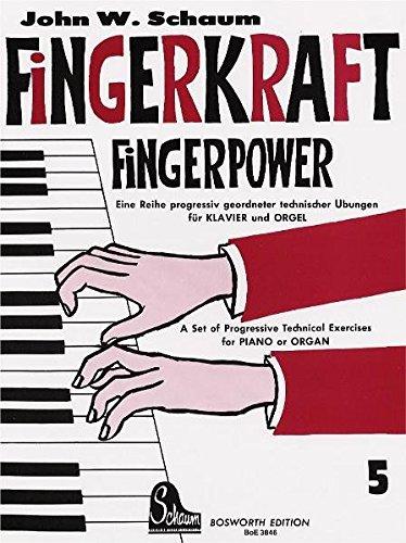 Fingerkraft, Teil 5