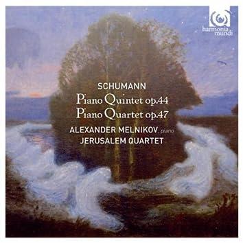 Schumann: Piano Quintet, Op.44 & Piano Quartet, Op.47