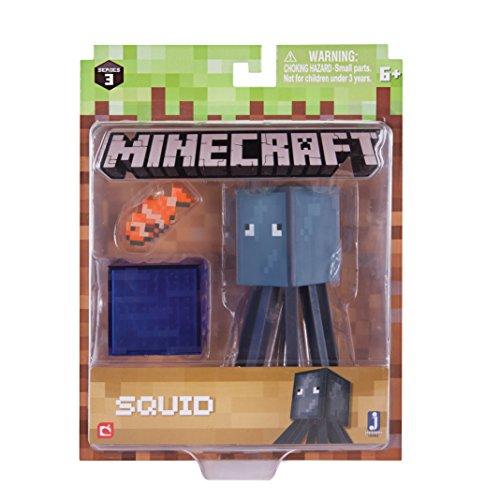 Minecraft 16482 Tintenfischfigur mit Accessoires