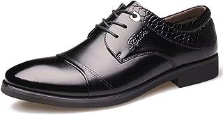[aemax] レースアップ ビジネスシューズ メンズシューズ 革靴 メンズ 紳士靴 カジュアルシューズ オールシーズン 軽量 柔らかい 就活 通勤