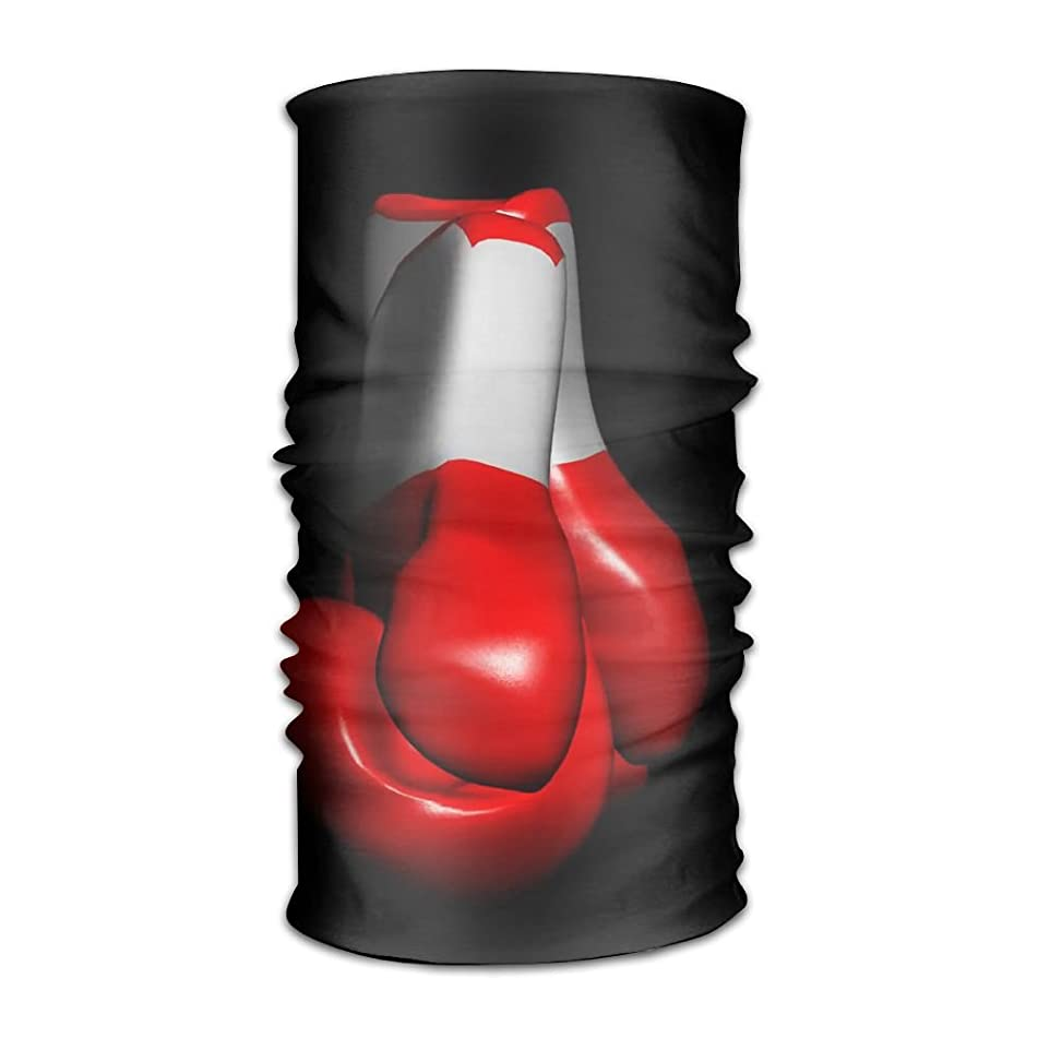 Owen Pullman Multifunctional Headwear Boxing Gloves Head Wrap Elastic Turban Sport Headband Outdoor Sweatband