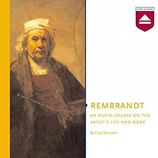 Rembrandt: An audio course on the artist's life and work cover art