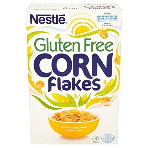 Nestle Gluten Free Corn Flakes - 500g