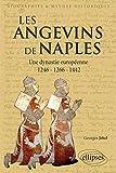 Les Angevins de Naples Une Dynastie Européenne 1246-1266-1442 de Georges Jehel (12 novembre 2014) Broché - 12/11/2014