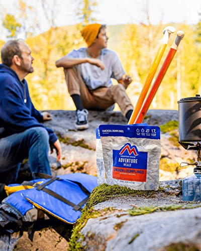 Mountain House Chicken & Dumplings   Freeze Dried Backpacking & Camping Food  2 Servings