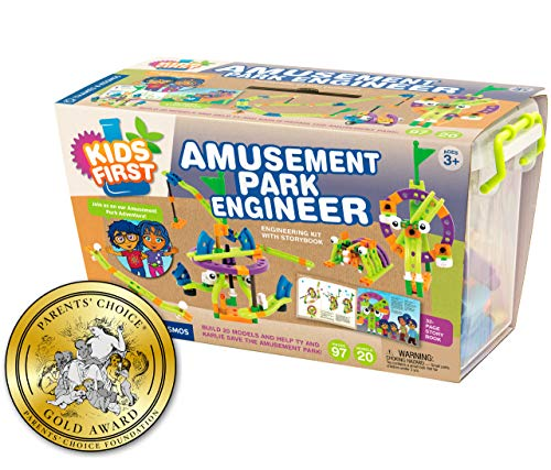 Kids First Amusement Park Engineer Kit