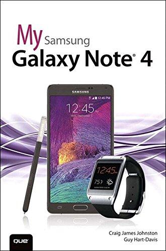 My Samsung Galaxy Note 4 (My...) (English Edition) eBook: Johnston, Craig James, Hart-Davis, Guy: Amazon.es: Tienda Kindle