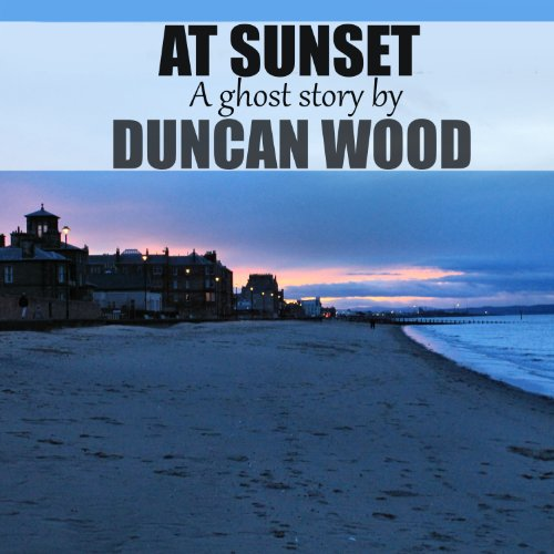 At Sunset audiobook cover art