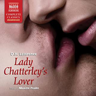 Lady Chatterley's Lover                   Autor:                                                                                                                                 D. H. Lawrence                               Sprecher:                                                                                                                                 Maxine Peake                      Spieldauer: 13 Std. und 20 Min.     1 Bewertung     Gesamt 5,0