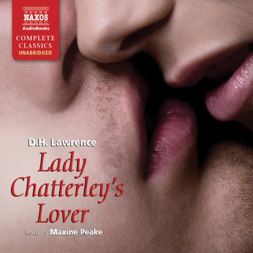 Lady Chatterley's Lover  audiobook cover art