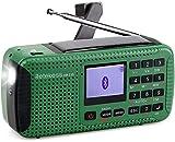 Retekess HR11S Emergency Shortwave Radio, AM FM Bluetooth...