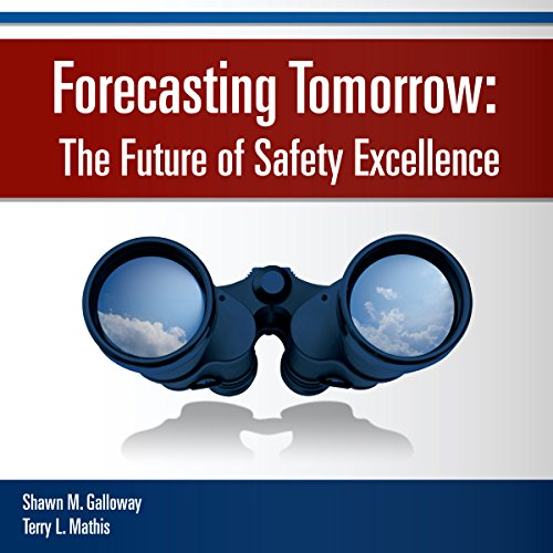 Forecasting Tomorrow audiobook cover art