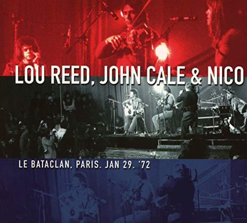 Le Bataclan, Paris, Jan 29, 72