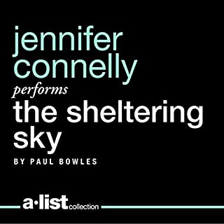 The Sheltering Sky cover art