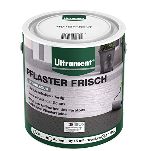 Ultrament Lasur Pflaster Frisch, transparent