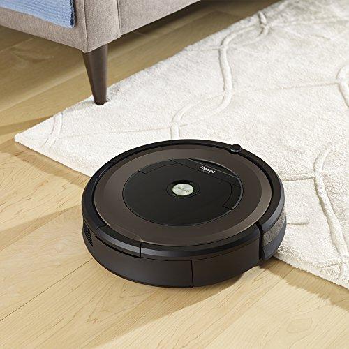 iRobot Roomba 890 Robot Vacuum Bundle- Wi-Fi Connected, Ideal for Pet Hair (+1 Extra Virtual Wall)
