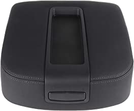 ECCPP Armrest Center Console for 2007-2013 Chevrolet Tahoe Suburban GMC Sierra Armrest Center Console Box W/Cover Black