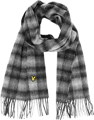 Lyle & Scott L&S Tartan Woven sjaal