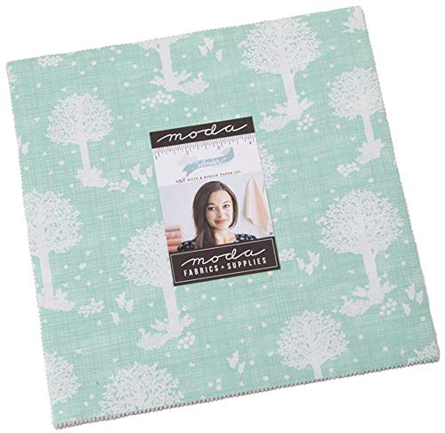 Wonder Layer Cake, 42-10 inch Precut Fabric Quilt Squares by Kate & Birdie