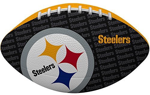 NFL Gridiron Junior-Size Youth Football, Pittsburgh Steelers