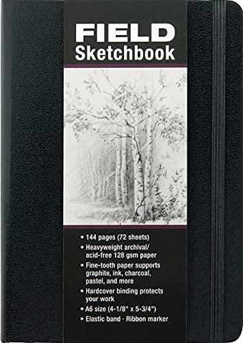Studio Series A6 Field Sketchbook