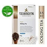Teamonk Tapas Oolong Tea Loose Leaf (50 Cups) | Premium Oolong Tea | Weight Loss Tea | Slimming Tea...