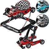 ib style LITTLE Racer | 2 Fonct. | Trotteur| sons & lumière |EN 1273:2005 | BLEU