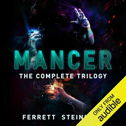 Couverture de Mancer Trilogy
