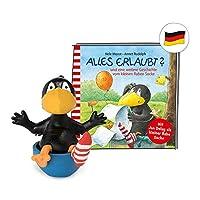tonies Boxine 106011033-&nbsp Rabe Socke Alles Erlaubt learning toy