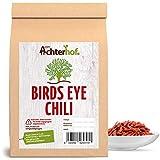100 g Bird Eyes Chili ca. 300 Stück- sehr scharfe Chilischoten Schärfegrad 8-9