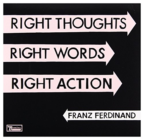 Franz Ferdinand: Right Thoughts Right Words Right Action Limited (digipack) [2CD]