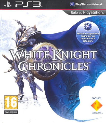 PS3 - White Knight Chronicles - [PAL ITA - MULTILANGUAGE]