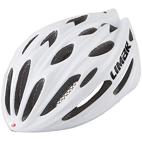 Limar Fahrradhelm 778 Gr.L 57-62cm Weiss ca. 240g Fahrrad